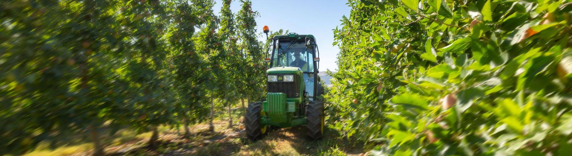 Agricultural Equipment Finance