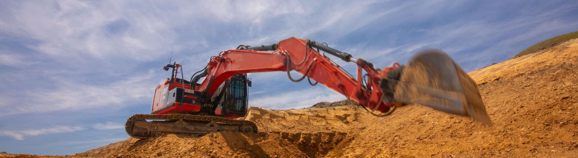 Mining and Quarry Equipment Finance